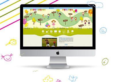 Bimbolandia Web Design